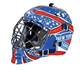 NHL New York Rangers SX Comp GFM 100 Goalie Face Mask at Amazon.com