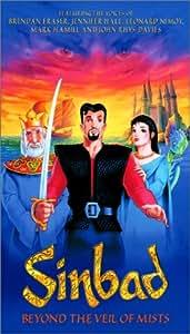 Amazon.com: Sinbad: Beyond the Veil of Mists: Jeff Wolverton, Leonard