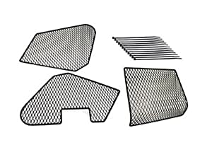 RinParts(リンパーツ)ズーマー用 ノーマルシートフレーム用 ラゲッジボックスネット 1101327