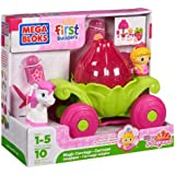 Mega Bloks Little Princess  Magic Carriage