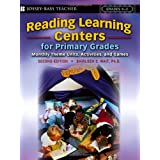 Reading Learning Centers for Primary Grades: Monthly Theme Units, Activities, and Games (Jossey-Bass Teacher) ~ Shirleen S. Wait Ph.D.