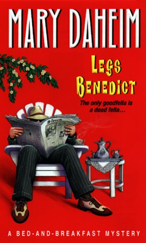 Image for Legs Benedict:: A Bed-And-breakfast Mystery (A Bed and Breakfast Mystery)