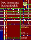 New International Business English Updated Edition Students Book with Bonus Extra BEC Vantage Preparation CD-ROM: Communication Skills in English for Business Purposes
