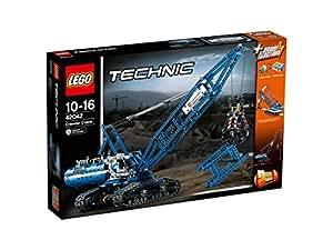 レゴ テクニック クローラークレーン 42042