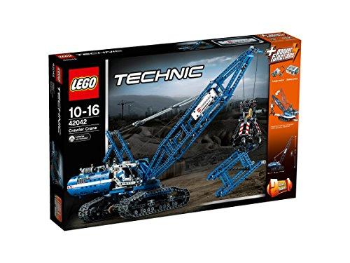 LEGO - Technic 42042 Gru Cingolata