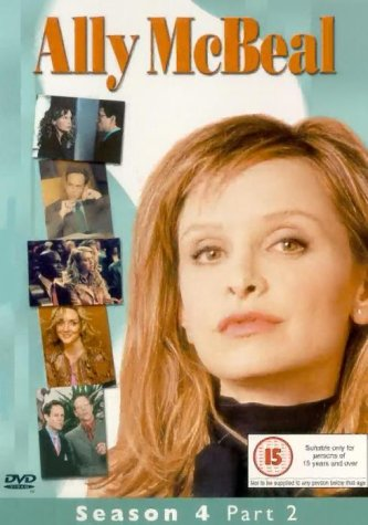Ally McBeal - Season 4 Box Set 2 [DVD] [1998]