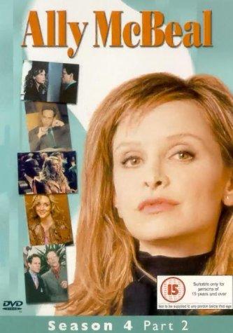Ally McBeal – Season 4 Box Set 2 [DVD] [1998]
