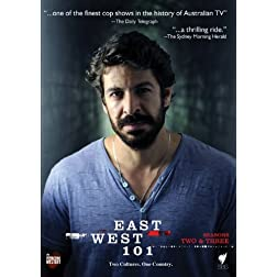 East West 101: Series 2 & 3