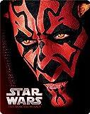 Star Wars : The Phantom Menace [Steelbook] [Blu-ray] [1999]
