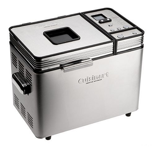 Cuisinart CBK-200 2-Pound Convection Automatic Bread Maker