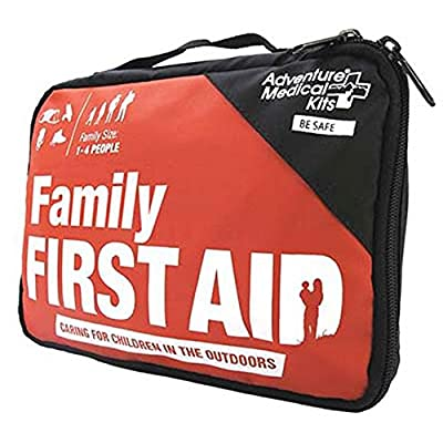 Tactical First Aid Kit: Adventure Medical Kits Adventure First Aid Family Kit by Adventure Medical Kits