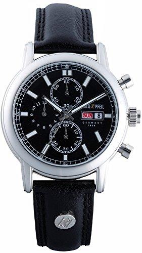goldpfeil-chronograph-watch-g21008sb-mens-regular-imported-goods