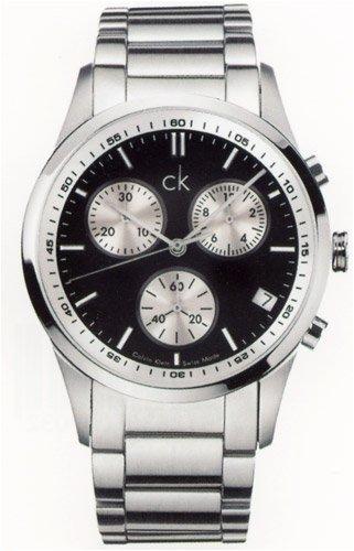ck Calvin Klein (カルバン・クライン) 腕時計 bold extension K2237175 [正規輸入品] メンズ