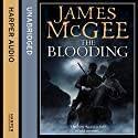 The Blooding Audiobook by James McGee Narrated by David Timson