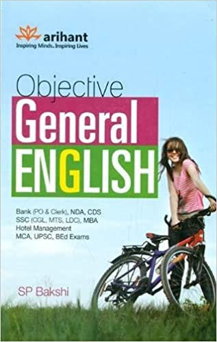 Objective General English Paperback – Dec 2014 by S.P. Bakshi (Author)