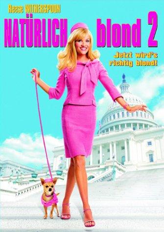Natürlich blond 2 [VHS]