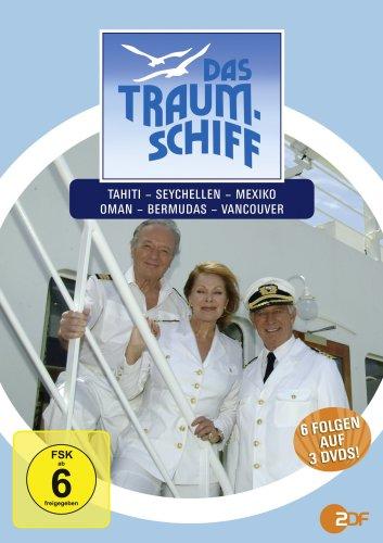 Das Traumschiff - Box 4 (3 DVDs)