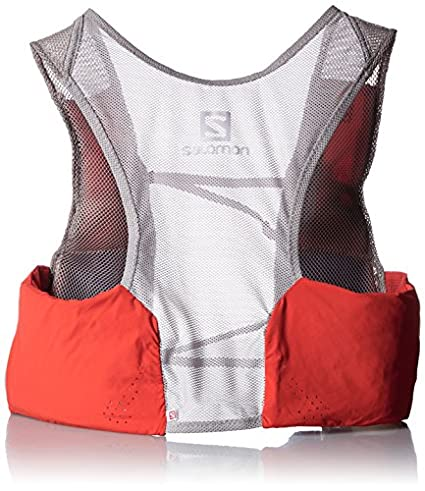 Salomon-S-Lab-Sense-Set-(XL)-Racing-Red/Aluminum