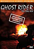 Cover art for  Ghost Rider: The Final Ride