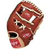 Rawlings Pro Preferred Infielder Baseball Glove Pros17icbr Pro I by Rawlings