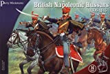 Perry-Pmbh80-Miniatures-28Mm-British-Napoleonic-Hussars-1808-1815