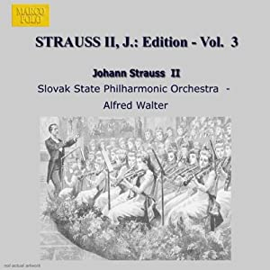 J Strauss Edition Vol3 from Marco Polo