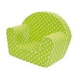 Bino 53001 - Sillón infantil, color verde