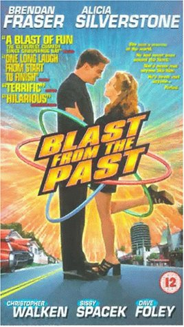 Blast From The Past [UK IMPORT] [VHS]