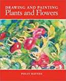 img - for Drawing and Painting Plants and Flowers book / textbook / text book
