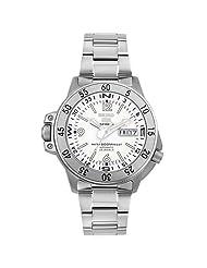 Seiko Men's SKZ207K1 Five Sports Stainless Steel Automatic Watch