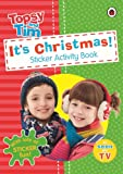 Jean and Gareth Adam It's Christmas! A Ladybird Topsy and Tim sticker activity book (Topsy & Tim)