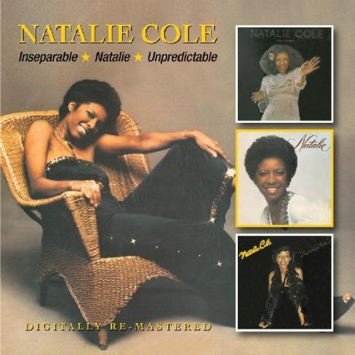 Natalie Cole - Inseparable/Natalie/Unpredictable - Zortam Music
