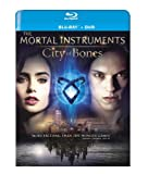 The Mortal Instruments: City of Bones (Blu-ray + DVD + UltraViolet Digital Copy)