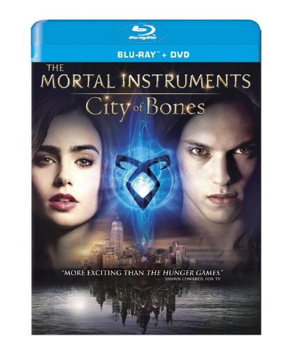 The Mortal Instruments: City of Bones [Blu-ray] (Arlington Heights City)