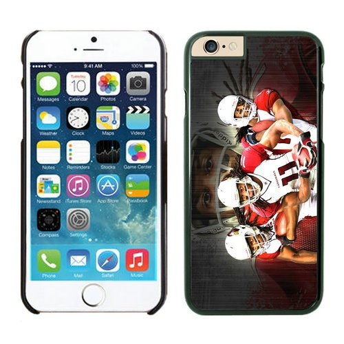 Larry Fitzgerald iPhone 6 Cases 09 Black 4.7 inches63280_53213-iPhone 6 Case - Anti-Scratch Hard Case for Iphone 6 4.7(inch),Case for for iPhone 6 Verizon