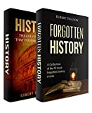 img - for History: 2 Manuscripts - Forgotten History, The Greatest Empires That Defined Our World (Ancient Events) book / textbook / text book