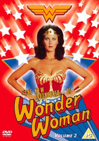 Wonder Woman - Vol. 2 [DVD] [1978]