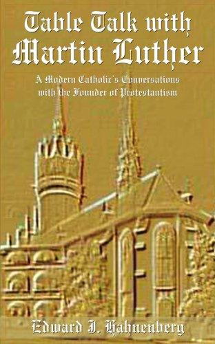 表跟马丁 · 路德 · 金: 现代天主教新教的创始人交谈