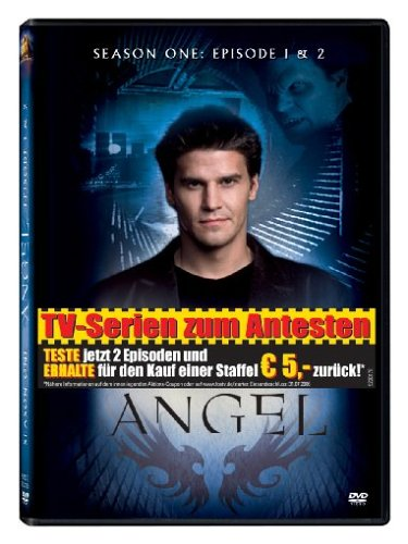 Angel - Jäger der Finsternis: Season One, Episode 1 & 2