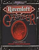 Ravenloft Gazetteer II: Legacies of Terror (1588460835) by Cassada, Jackie