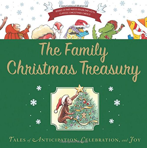 The Family Christmas Treasury with CD and downloadable audio PDF