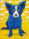 echange, troc  - Blue Dog Note Cards (Cloud)