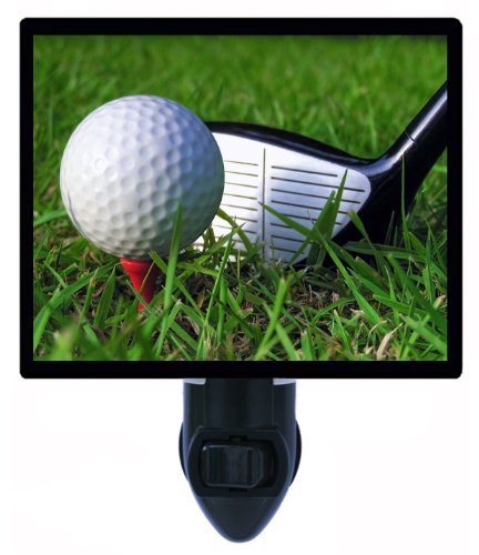Sports Night Light - Golf front-1054261