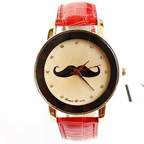 buyeonline-womens-fashion-beard-leather-diamonds-casual-watch-red