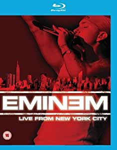 Eminem: Live from New York City  [Blu-ray]