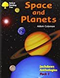 Oxford Reading Tree: Stages 8-11: Jackdaws: Pack 1: Space and Planets (0198454406) by Coleman, Adam