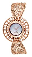 Titan Raga Analog White Dial Women's Watch - NE9931WM01J