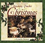 Thimbleberries Finishing Touches for Christmas (1890621285) by Jensen, Lynette