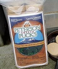 Peterson Smoker Pucks - Hickory