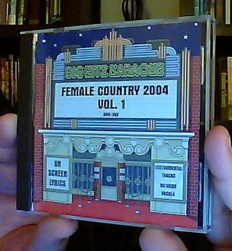 Big Hitz Karaoke: Female Country 2004 Vol. 1 (BHK-302)